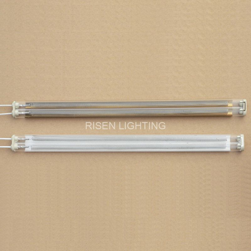 Medium Wave Infrared Heat Lamp